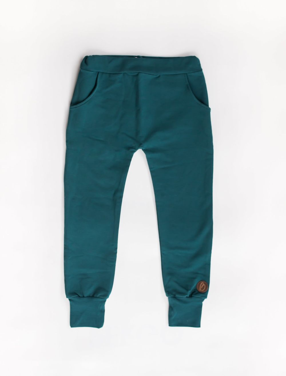 VALLETTA College Pants, Deep Teal