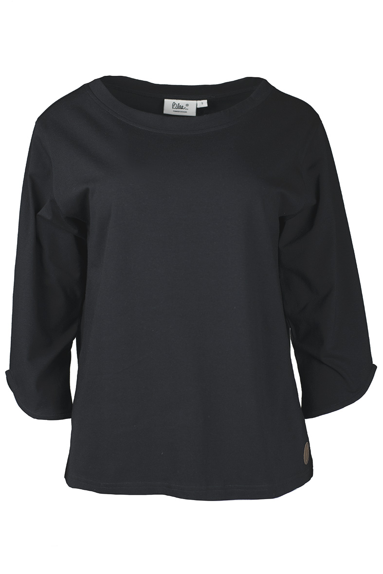 AMALIA Shirt, Black