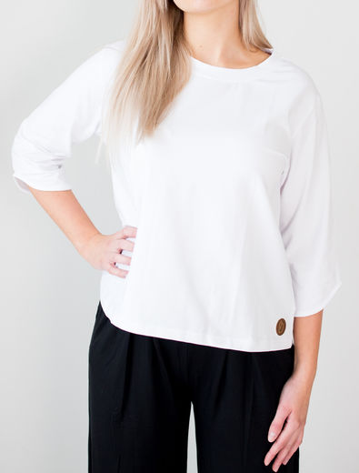 AMALIA Shirt, White