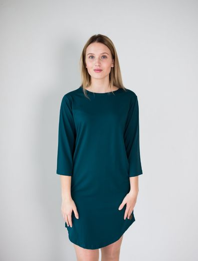 PORTLAND Dress, Deep Teal