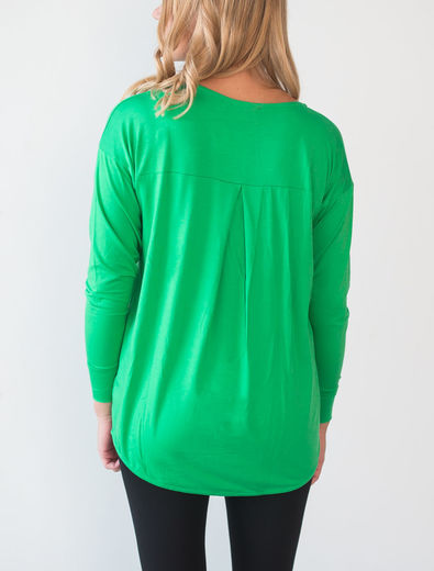 Almada Shirt, Green