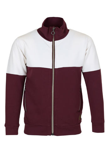 GRADO College jacket, Pastel Wine