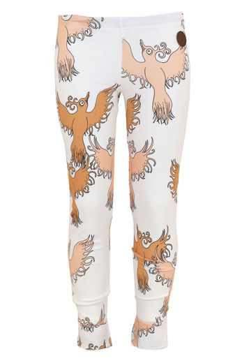 PARIS Leggings, Fairytale Bird Peach