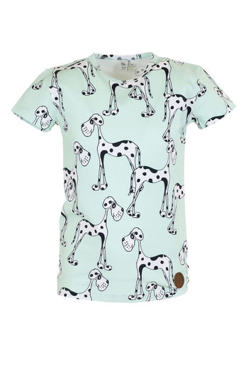 SYDNEY T-shirt, Dog Green