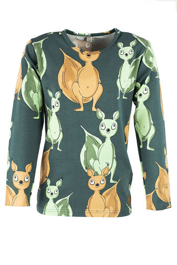BILBO Shirt, Squirrell Green