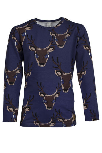 BILBO Shirt, Deer Navy