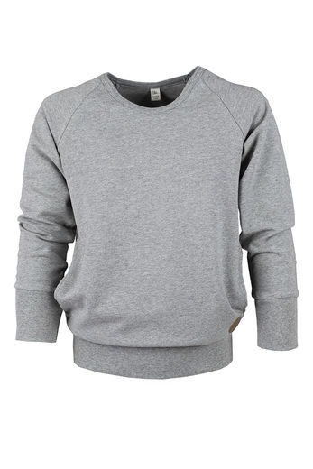 Dallas College Shirt, Melange Gray