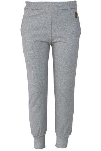 DURROW College Pants, Melange Gray
