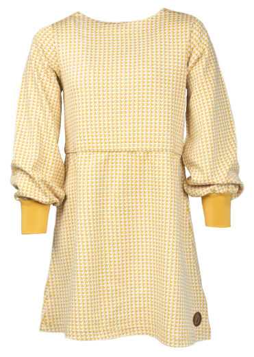 ENFIELD Knitted Dress, Steps Honey