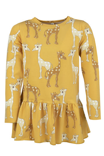HOUSTON Tunic, Giraffe Yellow