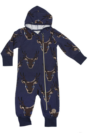 MILAN Jumpsuit, Deer Navy