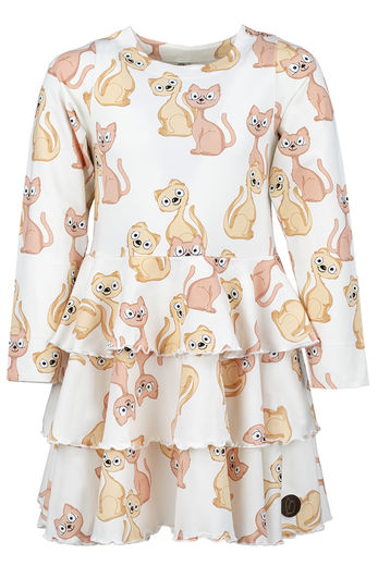 PAMPLONA Dress, Cats
