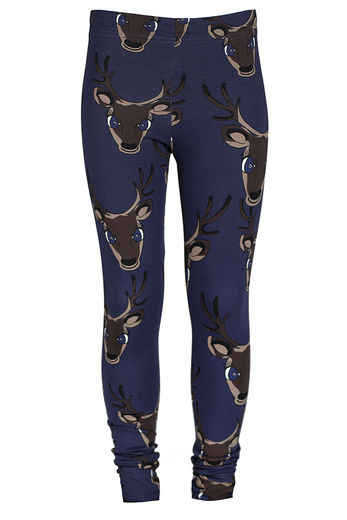 PARIS Leggings, Deer Navy