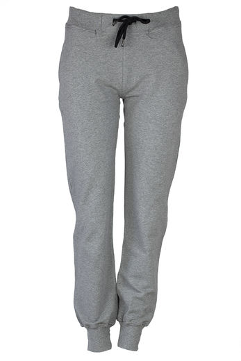 STOCKHOLM College Pants, Melange Gray