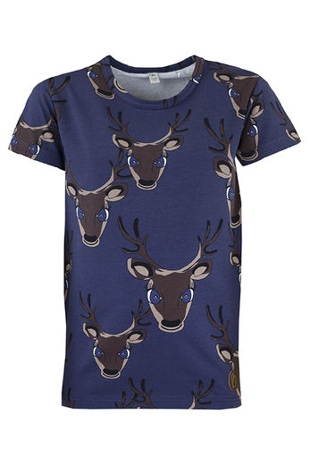 SYDNEY T-Shirt, DEER NAVY