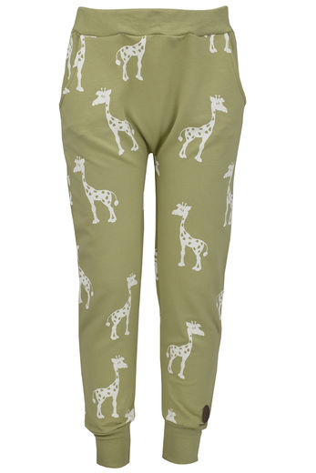 VALLETTA College Pants, Giraffe Olive
