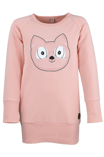 VILNIUS College Tunic, Cat Peach