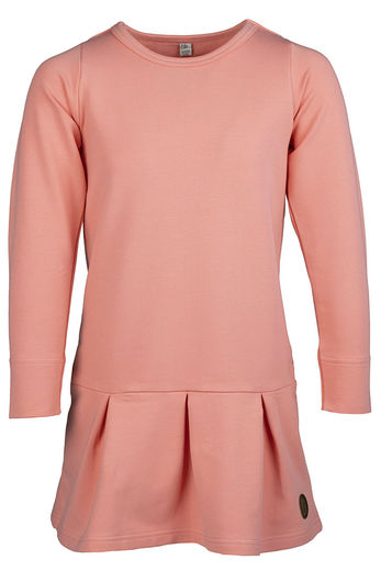 AURA College Dress, Coral