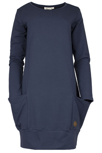 MAINE College tunic, Black Iris