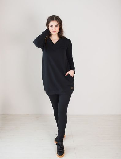 BASEL Tunic, Black