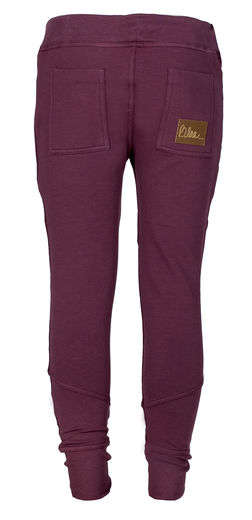 VANCOUVER College Pants, Wine Red